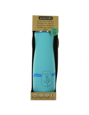 Suavinex Termo para liquidos Azul, 500ml