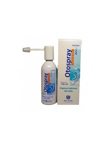 Otospray Agua de mar Higiene de oidos, 100ml