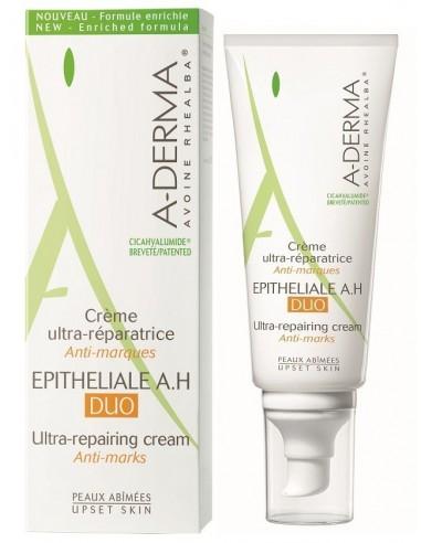 A-Derma Epitelial A.H. Crema ultra-reparadora y anti-marcas, 100ml
