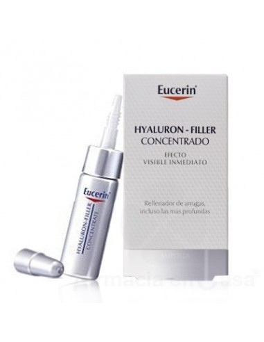 Eucerin Hyaluron-Filler Concentrado, 1 ampollax5ml
