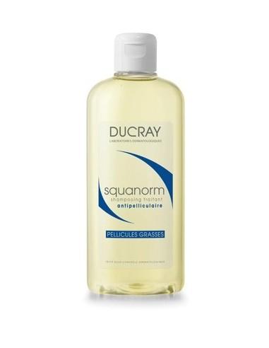 Ducray Squanorm (antes Kertyol) Champú Caspa grasa, 200ml