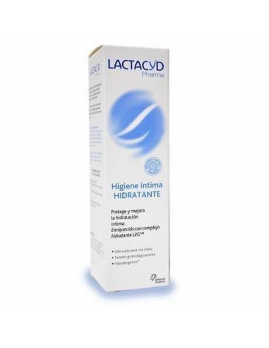 Lactacyd Higiene Intima Hidratante, 250ml