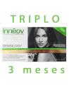 Innéov TRIPLO Densilogy Anclaje y Crecimiento Cabello, 3x 60 cápsulas