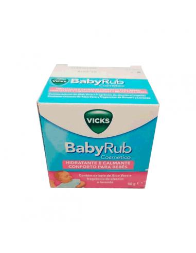 Vicks BabyRub, 50g