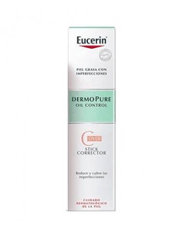 Eucerin DermoPure Oil Control Tratamiento hidroxiacidos, 40ml