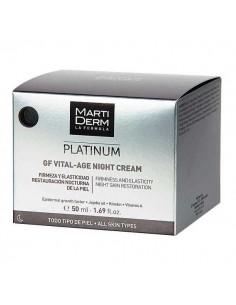 Martiderm Platinum GF Vital-Age Night Cream, 50ml