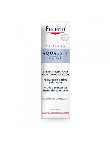 Eucerin Aquaporin Active Acción Anti-Ojeras, 15ml