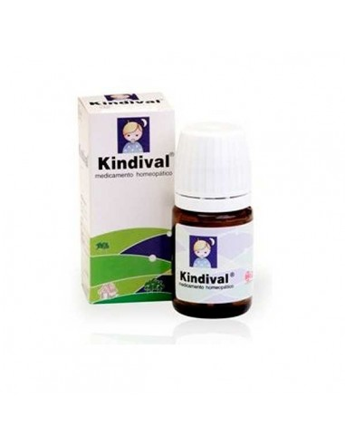 DHU Kindival, 120 comprimidos