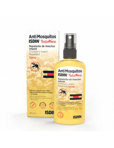 Isdin AntiMosquitos Spray Pediatrics, 100ml
