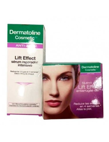 Dermatoline Serum Efecto Lifting 30ml + REGALO Crema de día 50ml
