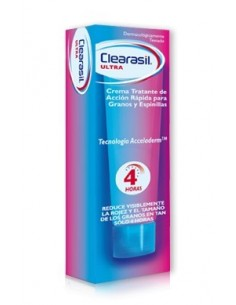 Clearasil Ultra Crema Tratante, 15ml