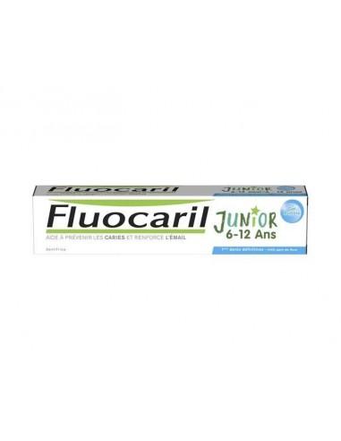 Fluocaril Junior 6-12 Años Gel sabor Chicle, 75ml