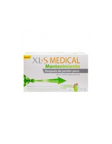 XLS Medical Mantenimiento, 180 comprimidos