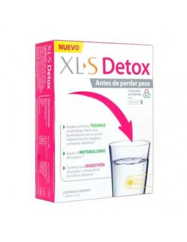 XLS Detox, 8 sobres