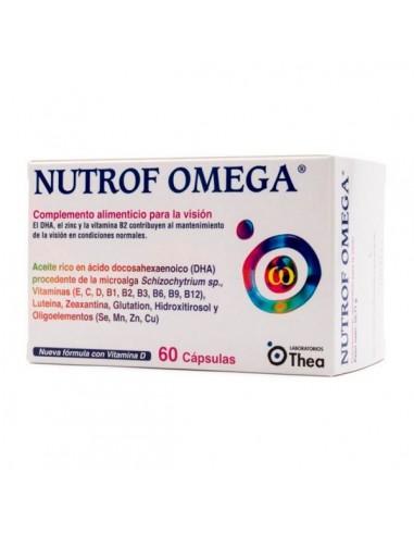 Nutrof Omega, 60 Cápsulas