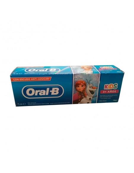 Oral B Kids Pasta Dentífrica con fluor, 75ml
