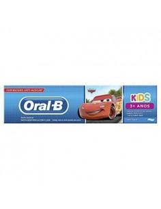 Oral B Kids Pasta Dentífrica con fluor 75ml