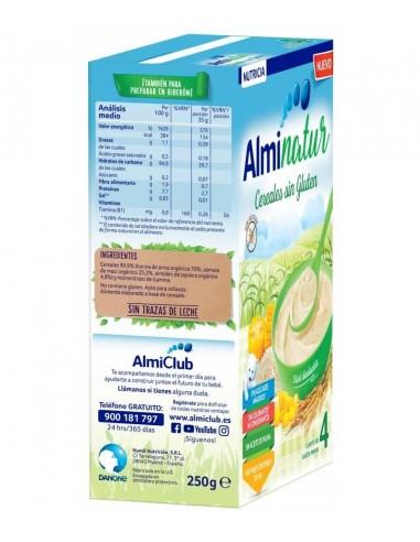 Alminatur cereales cereales sin gluten, 250g