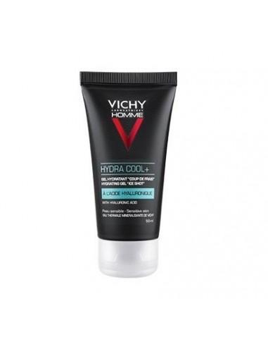 Vichy Homme Hydra Cool+ gel hidratante, 50ml