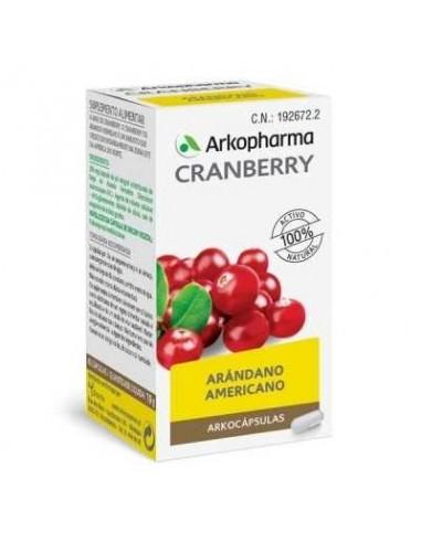 Arkocápsulas Cranberry (arándano americano), 42 Cápsulas