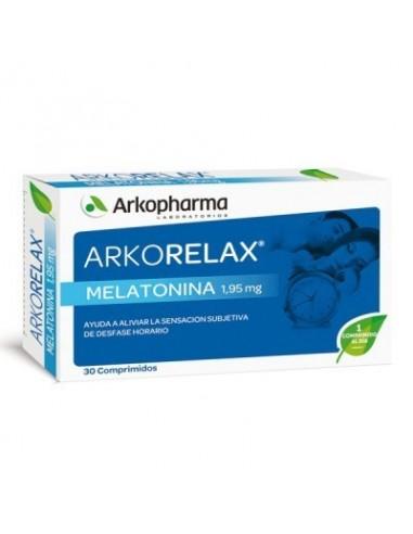Arkopharma Melatonyl Regulador del Sueño, 30 Capsulas