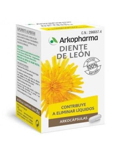 Arkocápsulas Diente de León, 84 Cápsulas