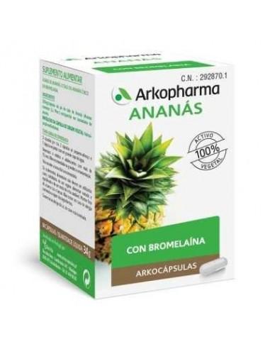 Arkocápsulas Ananás, 100 Capsulas