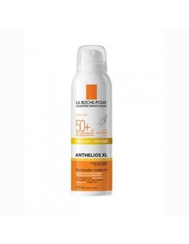 La Roche Posay Anthelios XL Bruma Invisible Ultra Ligera SPF50+, 200 ml
