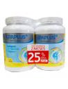 Epaplus Colageno + Hialuronico + Magnesio, Sabor Limón 2x 332g