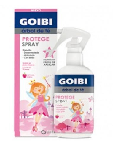 Goibi Protege Spray arbol del te aroma fresa, 250ml