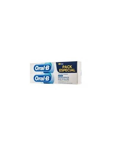 Oral B DUPLO encías y esmalte Repair, 2x 125 ml