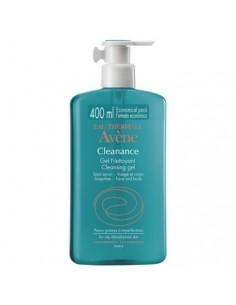 Avene Cleanance Gel Limpiador sin jabón, 400ml
