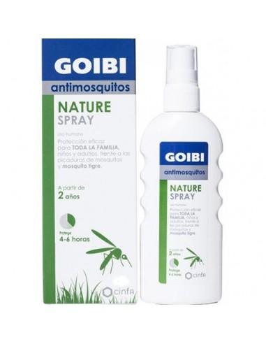 Goibi Nature Spray Antimosquitos, 100 ml
