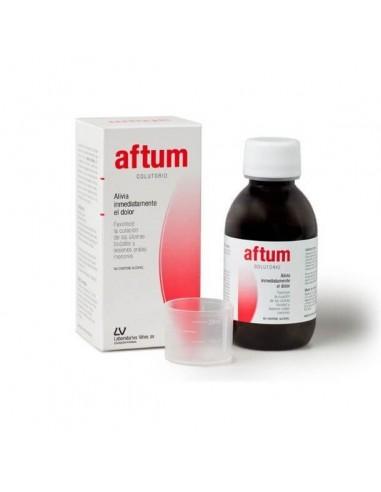 Viñas Aftum Colutorio Úlceras Bucales, 150 ml