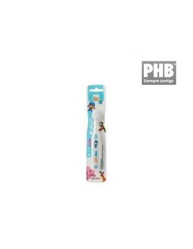 PHB Petit Cepillo Dental Infantil 2 a 6 años Pocoyo, 1 Ud