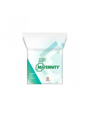 Maternity Compresa Tocológica Algodón, 20 Uds