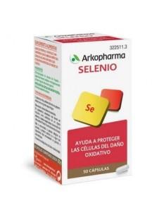 Arkocapsulas Selenio 50 capsulas