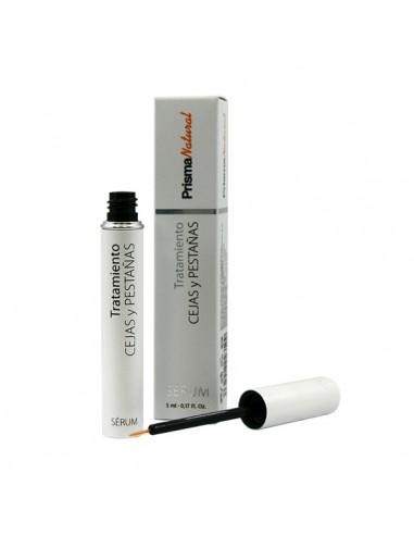Prisma Natural Tratamiento cejas y pestañas, 5ml