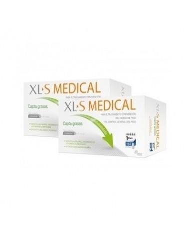 XLS Medical Captagrasas, 2x180 comprimidos