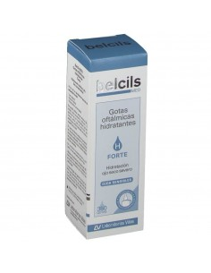 Belcils Gotas Oftálmicas Hidratación FORTE Ojo Seco Severo,10 ml
