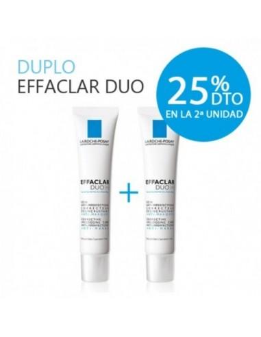 La Roche Posay DUPLO Effaclar Duo, 2x 40ml