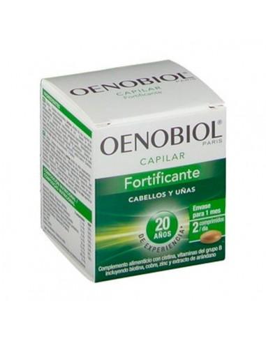 Oenobiol Capilar Fortificante Cabello y Uñas , 60cap