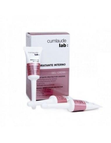 Cumlaude Hidratante Interno Gel-Crema Hidratante Vaginal, 6 monodosis