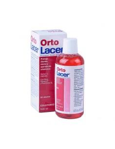 Lacer Ortolacer Colutorio Fresa Ortodoncia, 500 ml