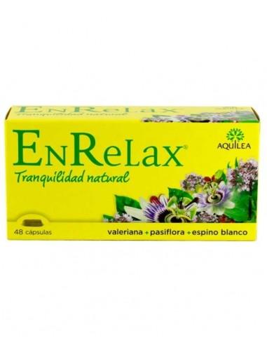 Aquilea EnRelax Tranquilidad Natural, 48 capsulas