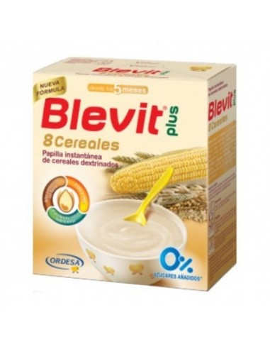 Ordesa Blevit Plus 8 Cereales, 600g
