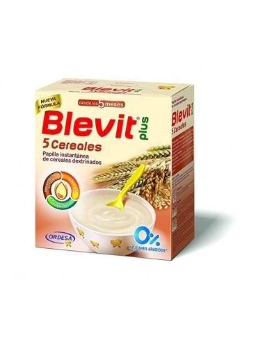 Ordesa Blevit Plus 5 Cereales, 600g