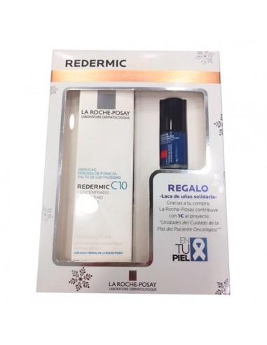 La Roche Posay Redermic C10 Serum, 30 ml + REGALO Laca de uñas