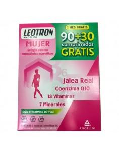 Leotron Mujer, 90+30 comprimidos