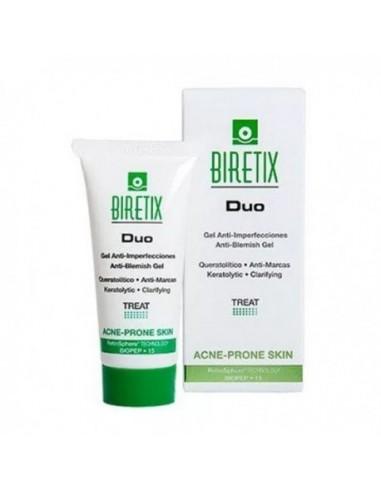 Biretix Duo gel anti-imperfecciones, 30ml